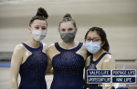 LaPorte Country Life Photos:  Girls Gymnastics @ IHSAA Sectional