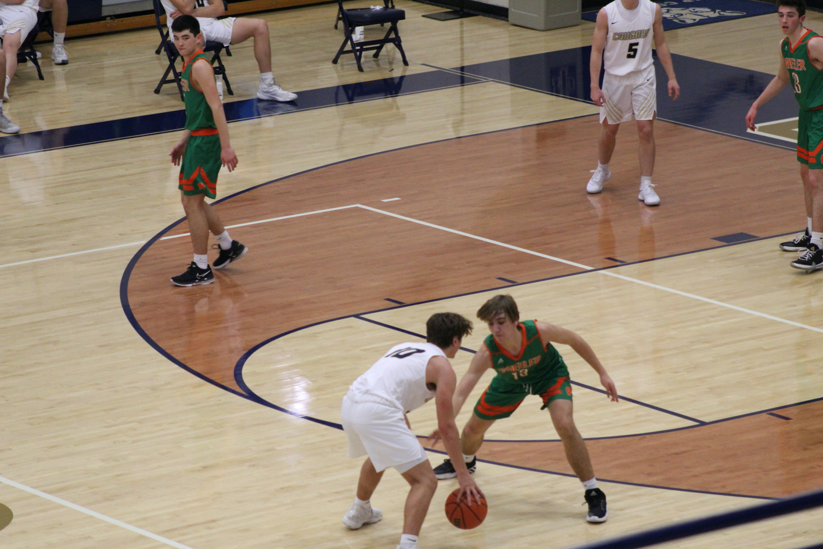 Sectional Boys Basketball vs. Wheeler 3/2/2021 (Photo Gallery)