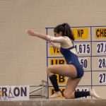 Gymnastics @ IHSAA Sectional 1/30/21  (Photo Gallery by Chesterton's Pete Hokanson)