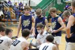 Varsity Boys Basketball @ IHSAA Regional vs. Hammond 3/13/21  (Photo Gallery)