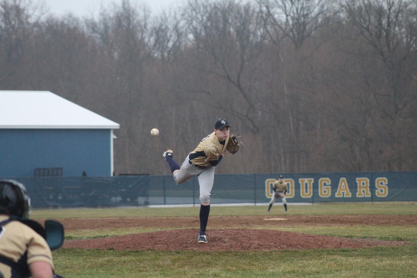 Baseball Scrimmage vs. SB Adams 3/25/21  (Photo Gallery)