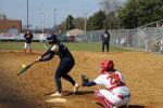 JV Softball falls in game 1 of double header