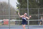 Girls Varsity Tennis falls to LaPorte 5 – 0
