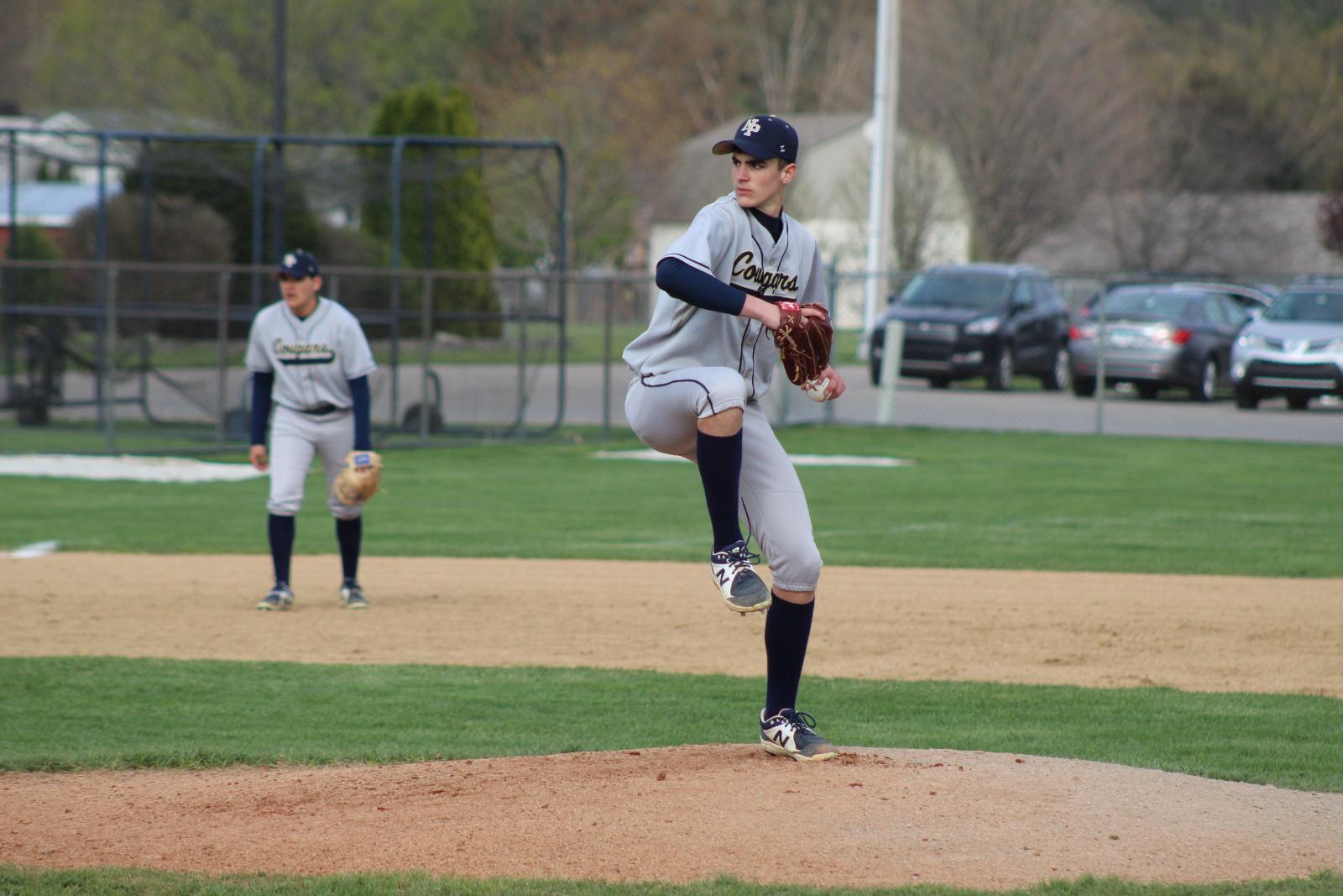 JV Baseball vs. Elkhart  4/14/21  (Photo Gallery)