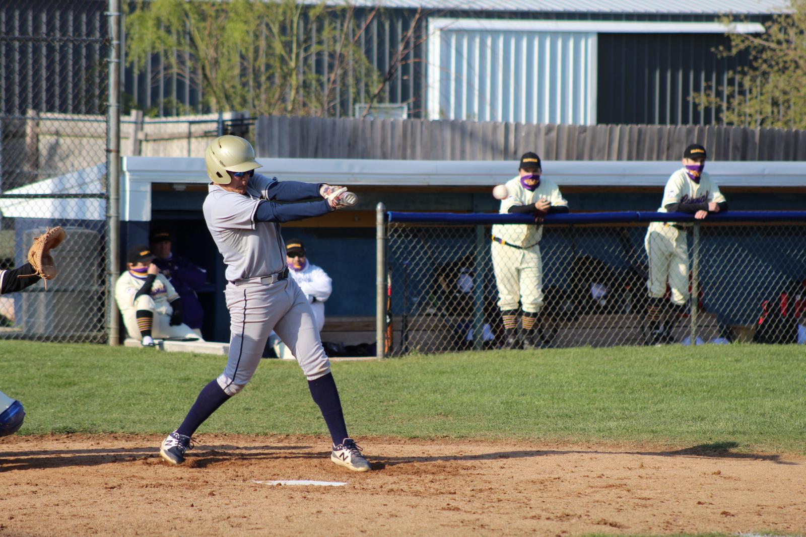 JV Baseball vs. SB Clay  4/21/21  (Photo Gallery)