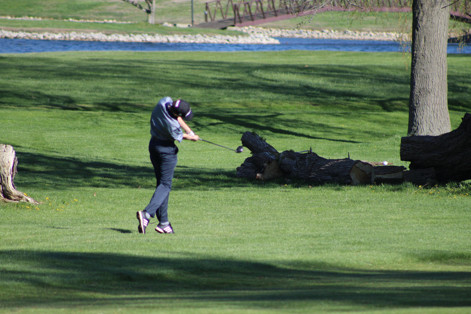 Boys Golf vs. Michigan City  4/30/21  (Photo Gallery)