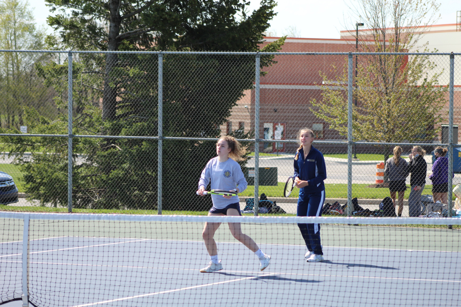 Girls Tennis – New Prairie Invite 5/1/21  (Photo Gallery)