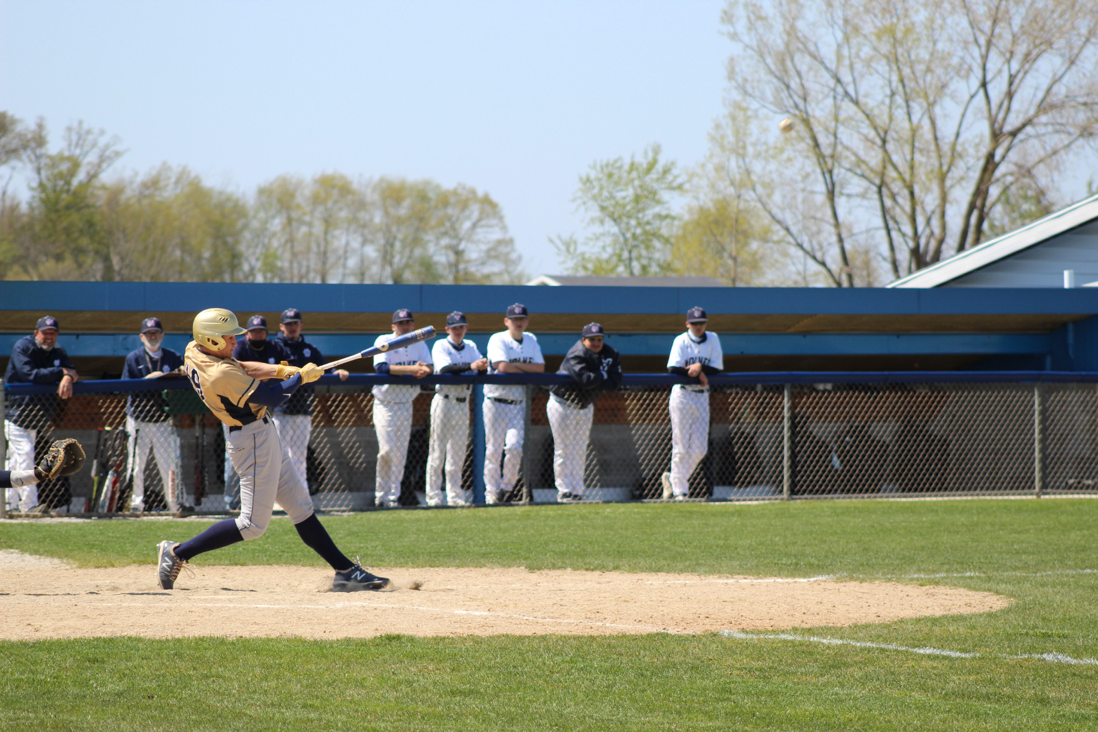 Varsity Baseball @ Michigan City 5/1/21 (Photo Gallery)