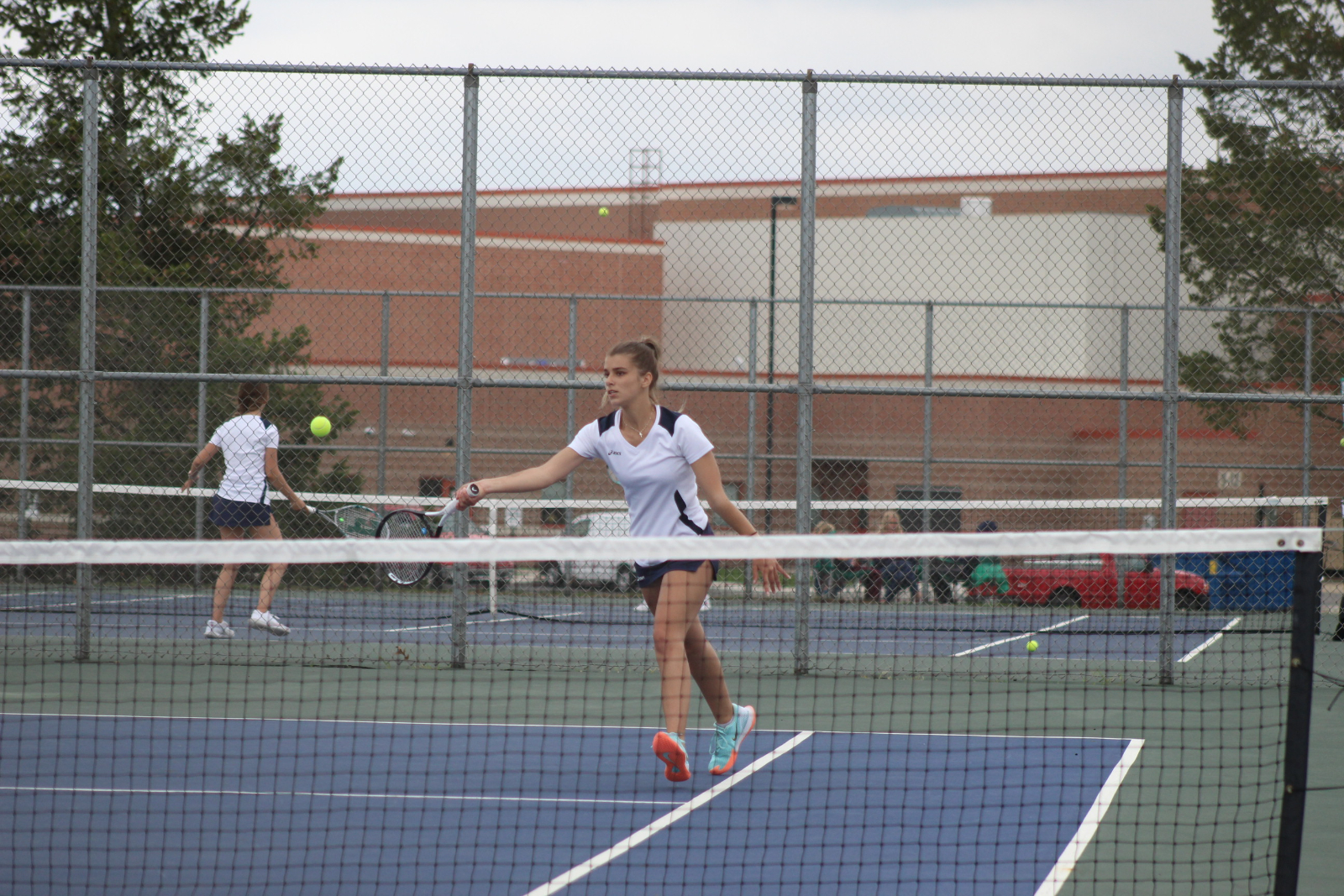 Girls Tennis vs. Mishawaka  5/4/21  (Photo Gallery)
