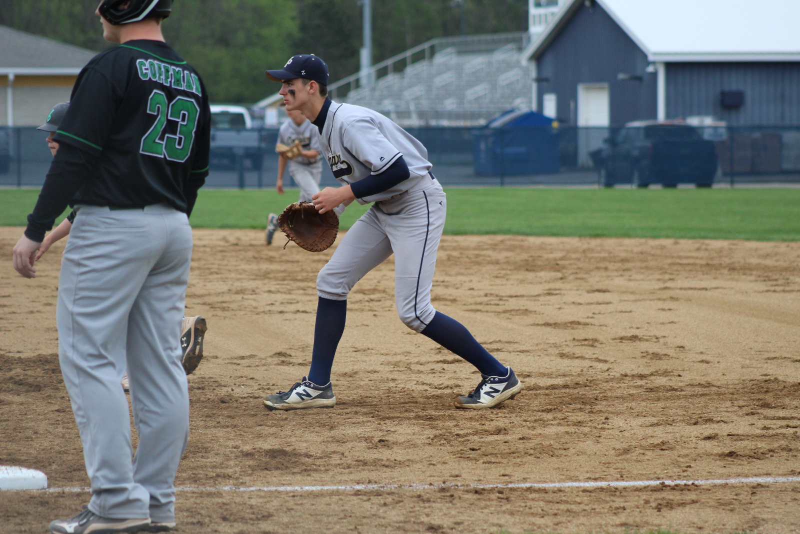 JV Baseball vs. Bremen  5/3/21  (Photo Gallery)