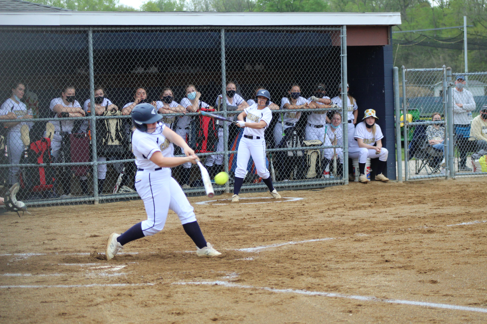Varsity Softball vs. Bremen  5/3/21  (Photo Gallery)
