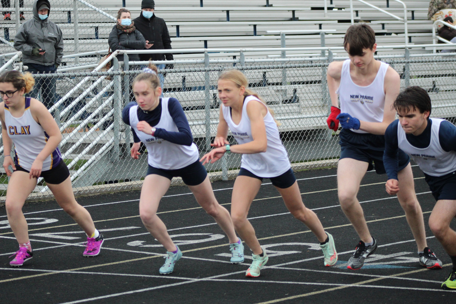 Co-ed Track vs. South Bend Clay 5/4/21  (Photo Gallery 2 of 2)