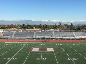 Athletics Facilites