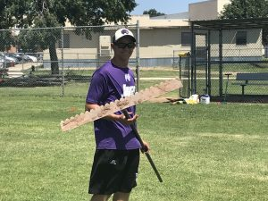 Baseball Work Day – Prepares Field for Upcoming Year 8/17/18
