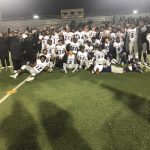 Jags Win Share of District Title- Beat Seguin 35-28 in OT