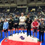 Congratulations to our two time STATE CHAMPION, sophomore Deshawn Farber!