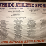 Supporters of Northside Athletics