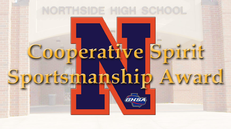 Northside earns sportsmanship honors