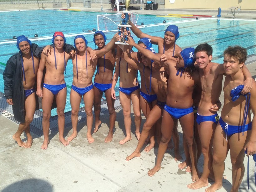 Varsity Boys Water Polo takes 2nd place in San G Tournament
