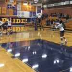 Girls Varsity Volleyball defeats Arlington 3-0