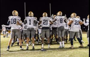 Varsity Football vs Moreno Valley