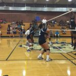 Girls Varsity Volleyball Defeats Canyon Springs 3-0