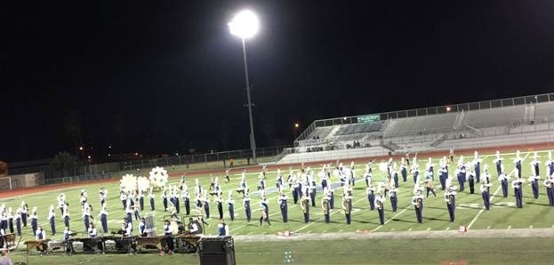 Blue Star Regiment Qualifies for State Band Championships!
