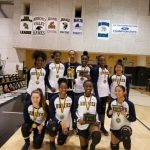 Lady Huskies hoops start season with a championship in Arroyo Valley tournament