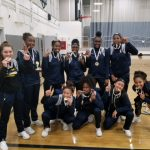 Girls Basketball wins 2nd tournament championship this year in Mayfair Tournament
