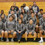 J.W. North Wrestling Team