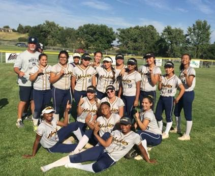 2018 CIF Division 5 SOFTBALL FINALS