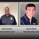 North Welcomes Brown and Kistler to Coaching ranks.