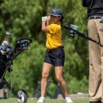 Congratulations to Gabrielle Genovea who qualified for  CIFss individual Golf Championships