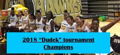"Lady Husky Hoop Squad take ""Dudek"" Championship, remain unbeaten!"