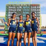 North takes two CIF championship titles in Track