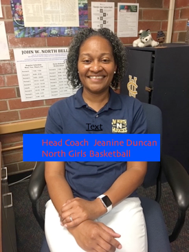 North Selects Basketball Coach