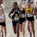North's Girls Cross Country