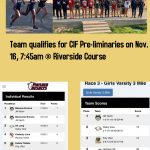 Girls Cross Country takes Title heads to CIF