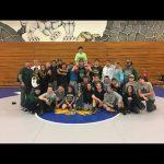 Ola Mustang Wresting 5-0 at Hoya Duals