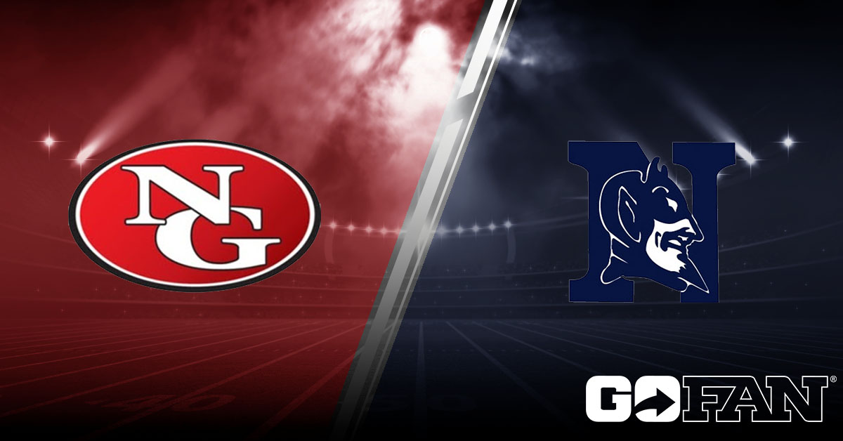 Buy Tickets Online! North Gwinnett hosts Norcross this Friday