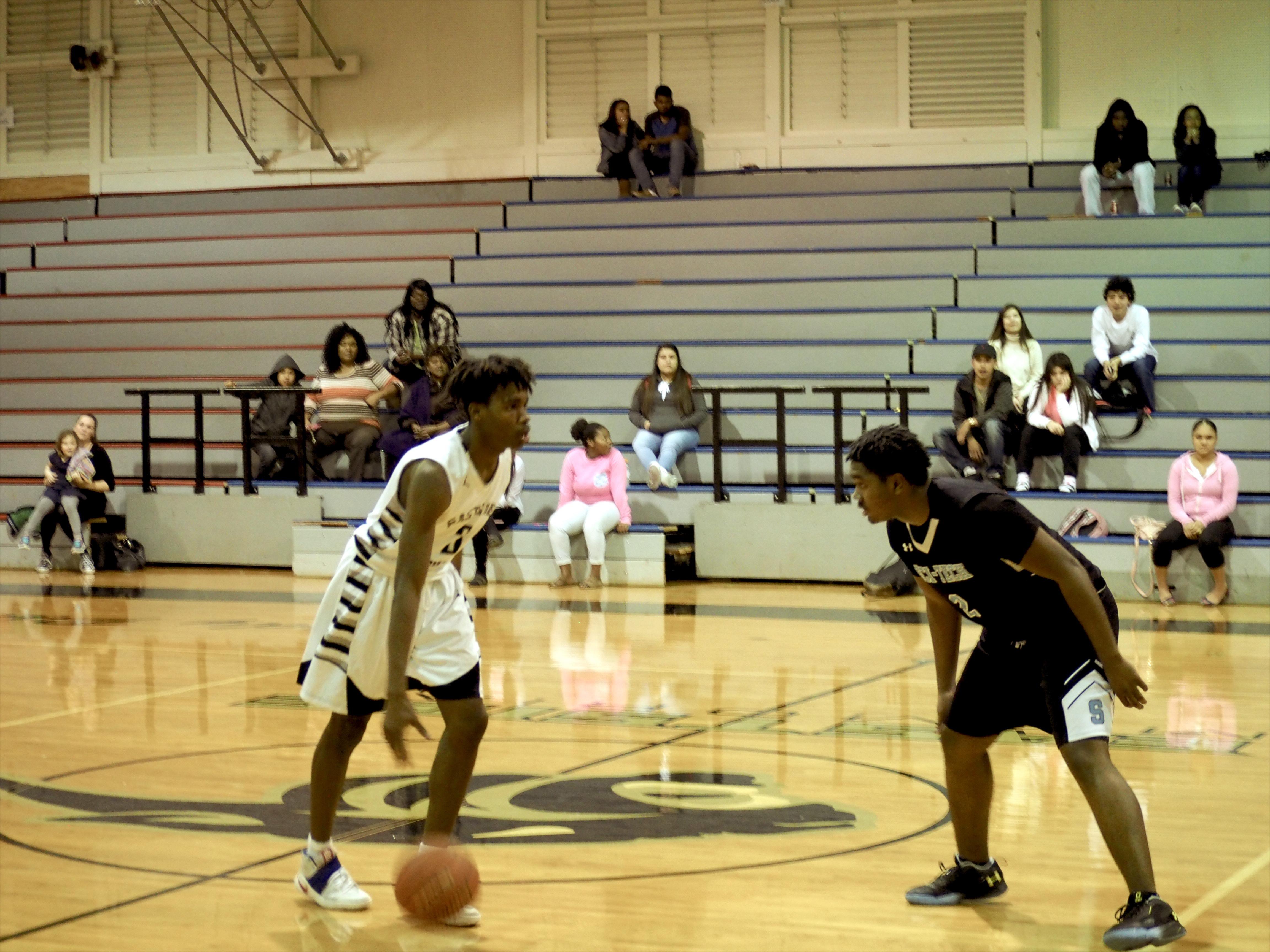 Eastside Playoff Basketball