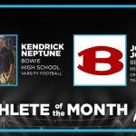 A+ Federal Credit Union Presents: The December Athlete of the Month Winners