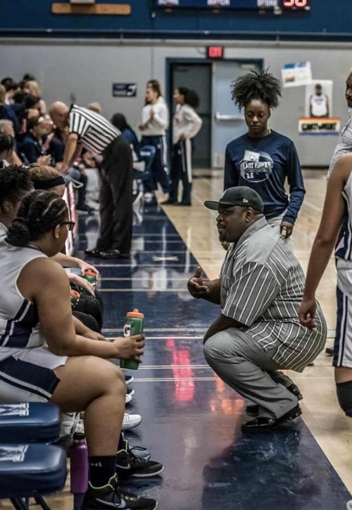 Coach Milton Clark's Hoops Report Interview