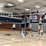 Boys Varsity volleyball tops Serra 3-0