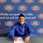 Christian Becerra Signs his NLI to CSUSM