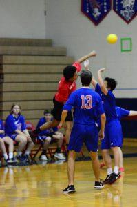 Blair Handball 2018