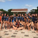 Girls Waterpolo defeats Timber Creek for District Title