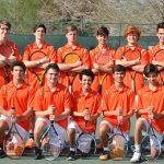 Boys Tennis Wins District Tie-Breaker; Advances to Regionals