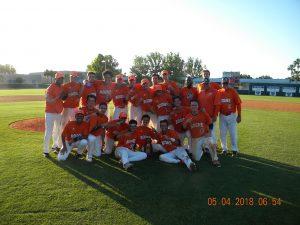 Boys Baseball 2-18