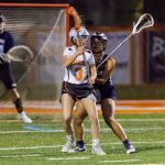 Lady Braves Lacrosse Completes Comeback Over Patriots; JV Lacrosse Extends Winning Streak to Two